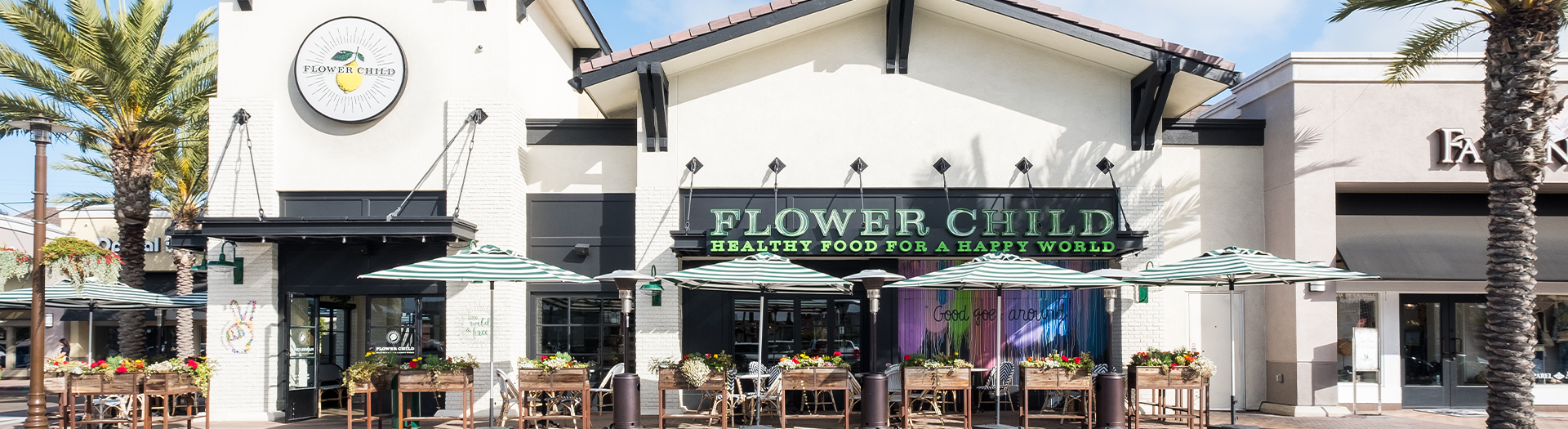 Flower Child – Del Mar - Del Mar, CA