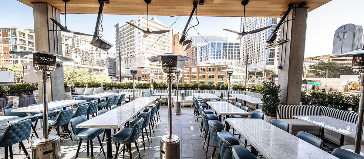 The Henry Dallas Private Dining Fox Restaurant Concepts